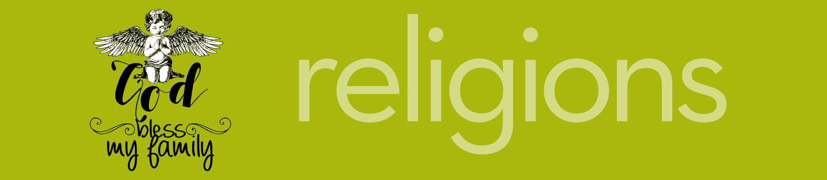 Religions logo ideas