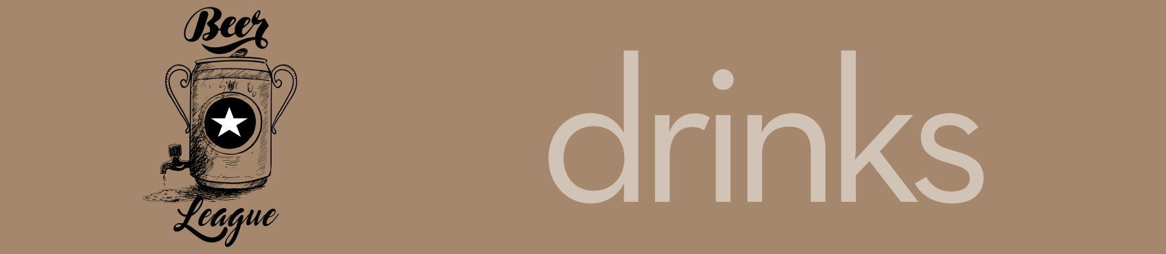 Drinks logo ideas